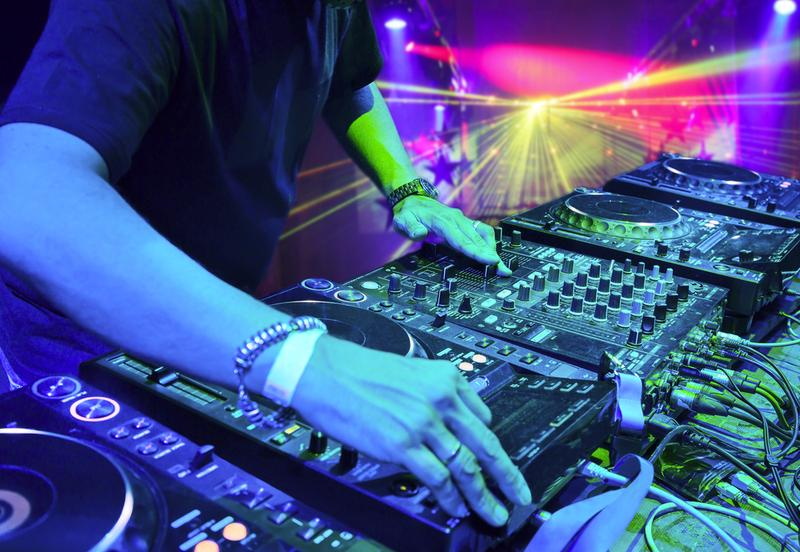 Music influences technology, and technology pushes music even further.