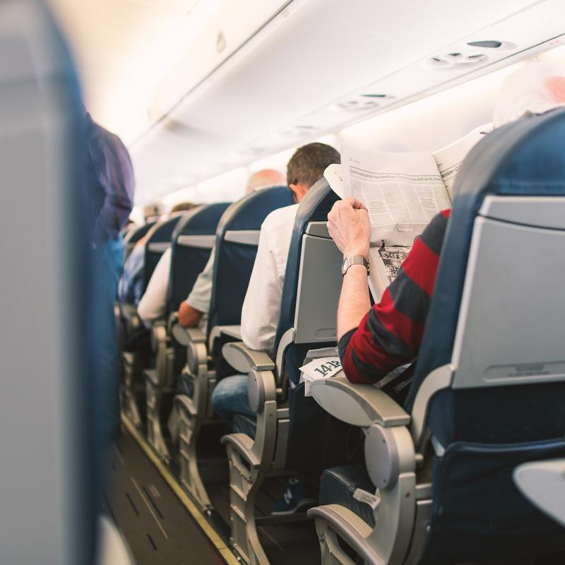 If we want more space on a flight, shouldn't we just pay more?