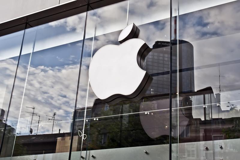 Apple store on June 29,2014 in Frankfurt, Germany.