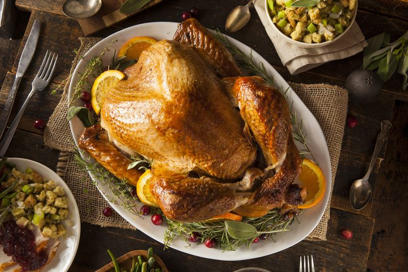 Thanksgiving is about a lot more than just the turkey, though it is still pretty important.