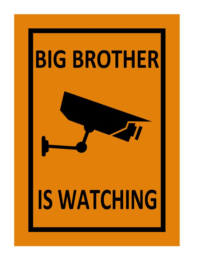 George Orwell's novel 1984, written in 1948, imagines a totalitarian surveillance state. Sales of 1984 have gone up in the past year.