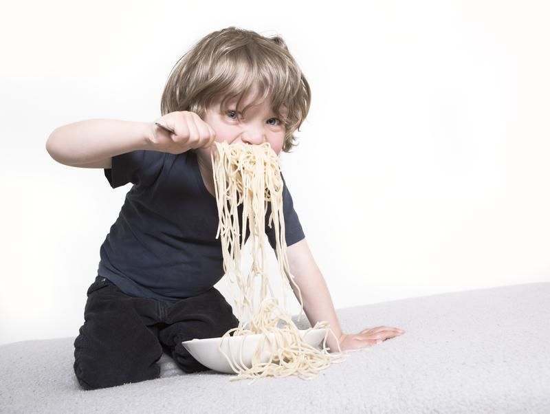 Don't let your kids ruin your love of good food. You can teach them to love good food, too.