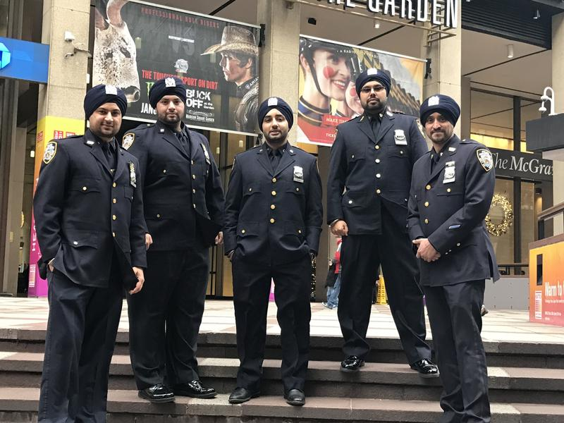 NYPD Introduces New Dress Code Policies For Sikh Officers