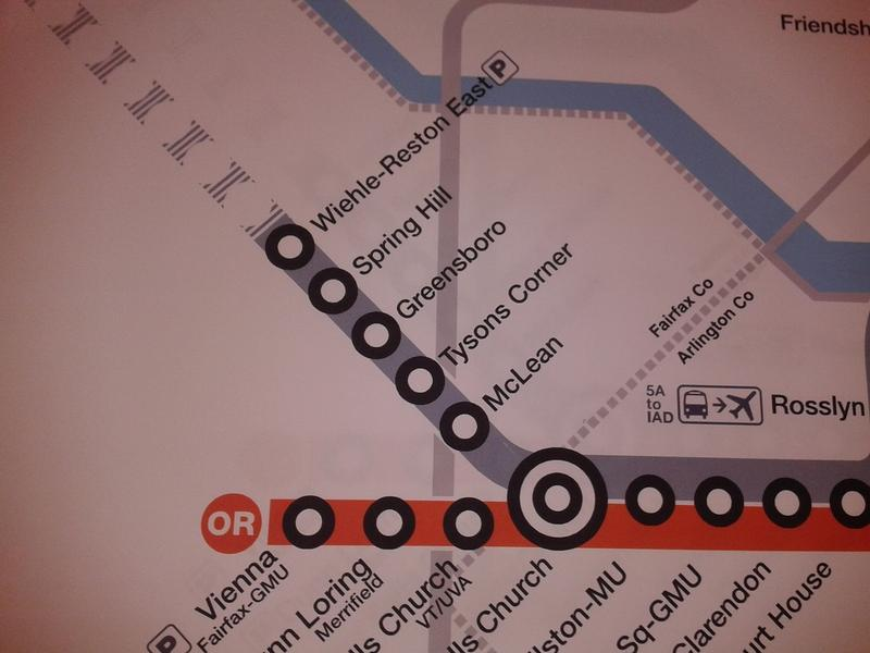 Hoping to take the Silver Line to Reston? You'll probably have to wait until the summer.