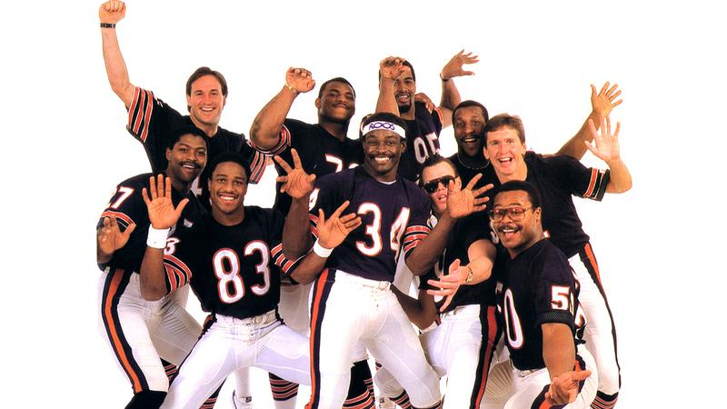 "The Chicago Bears' rap song ""The Super Bowl Shuffle"" became a huge hit, peaking at No. 41 on the Billboard Hot 100 charts in 1986."