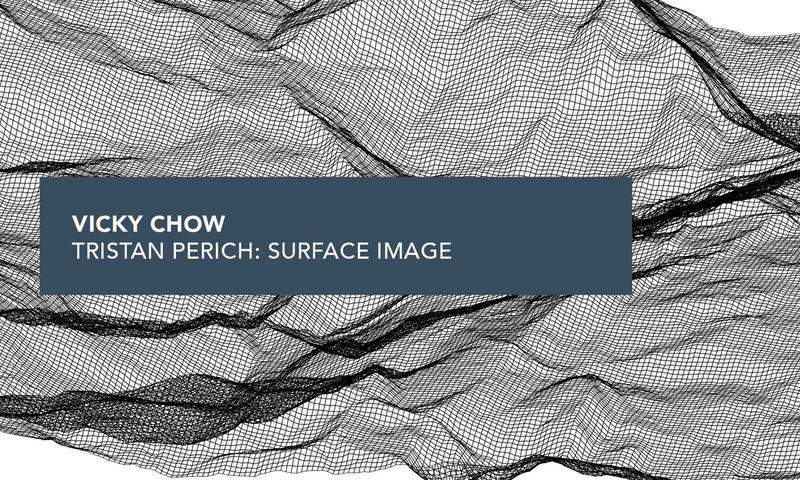 'Tristan Perich: Surface Image'