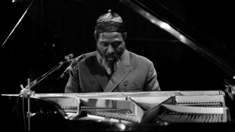 Thelonious Monk in 1969.