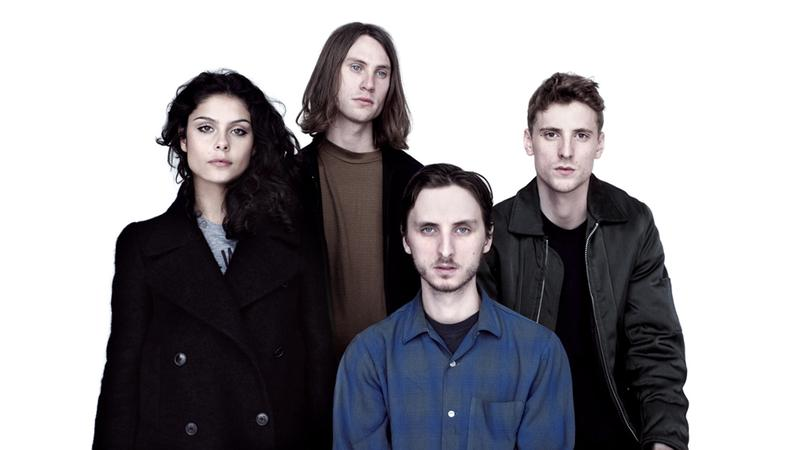 These New Puritans' latest album, 'Field Of Reeds,' is out now.