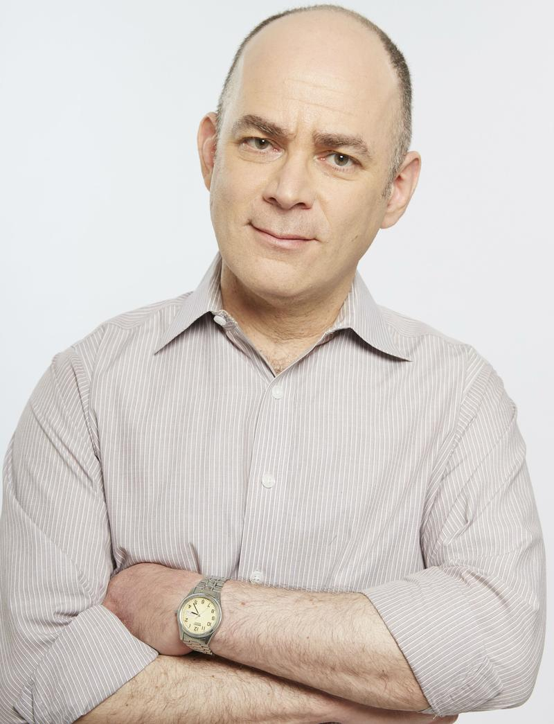 Comedian Todd Barry.
