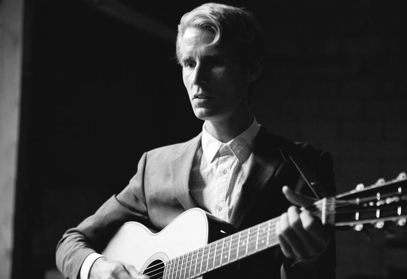 Tom Brosseau's upcoming album, 'Grass Punks,' is out Jan. 21.