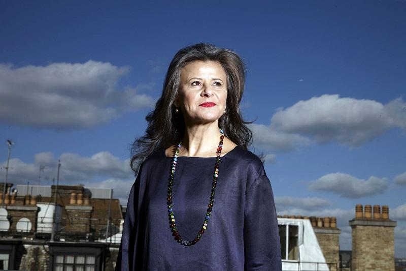 Tracey Ullman stars in her new HBO show.