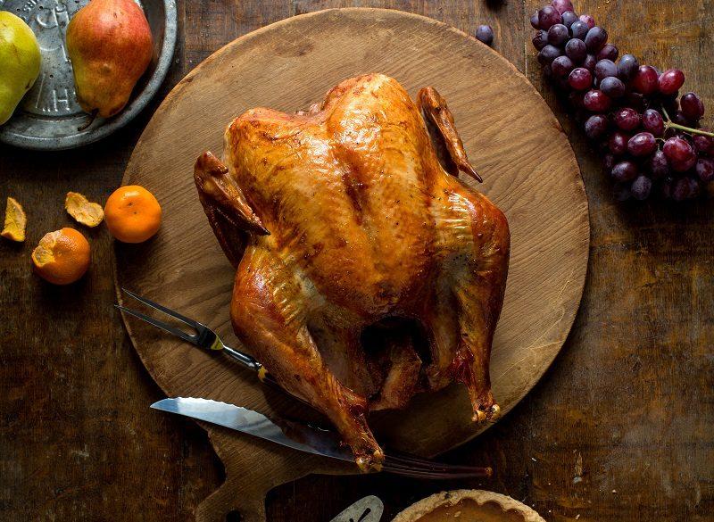 """Melissa Clark's """"Simple Roast Turkey."""""""