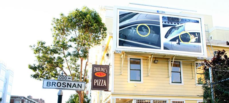 Oh, the public shame: distracted drivers adorn billboards in the Bay Area