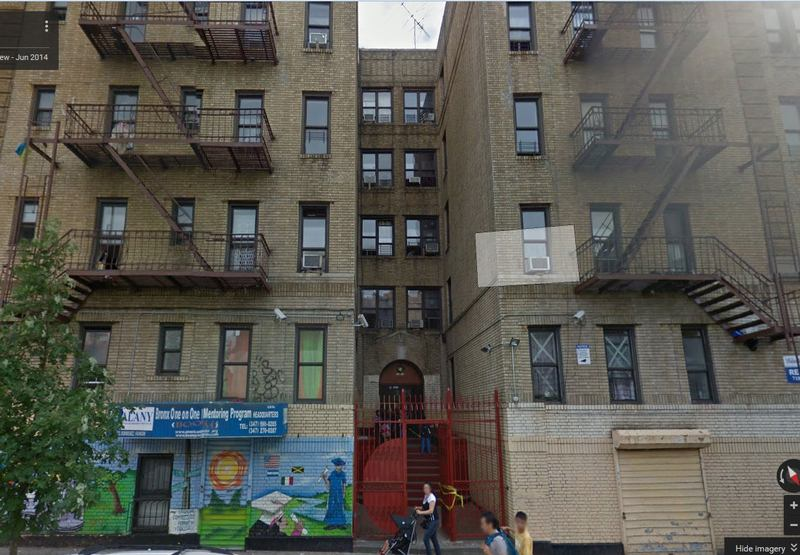 The city plans to withhold rent for tenants on public assistance in this building, on 20 West 190th Street in the Bronx, where the landlord didn't make repairs.