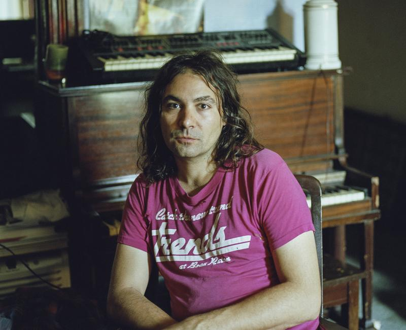 Adam Granduciel, frontman for <em>The War on Drugs</em>