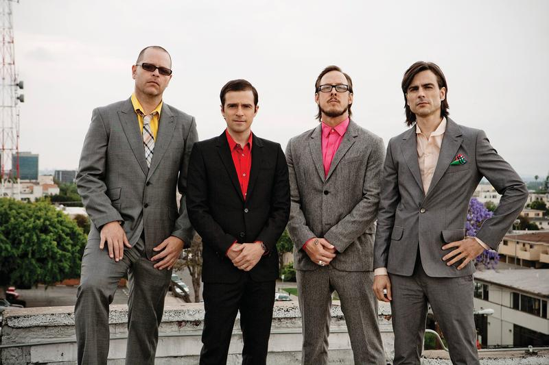 Weezer's new album, Everything Will Be Alright In The End, is out Sept. 30.