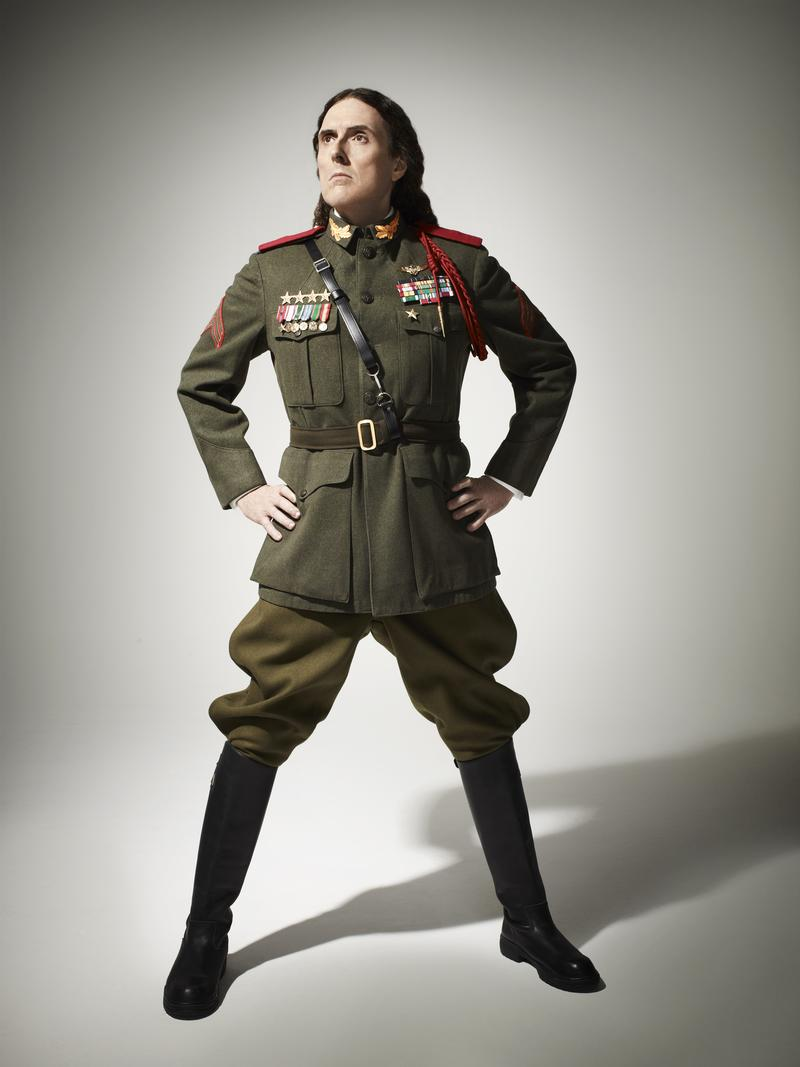 """Weird Al"" Yankovic's latest album 'Mandatory Fun' is out now."