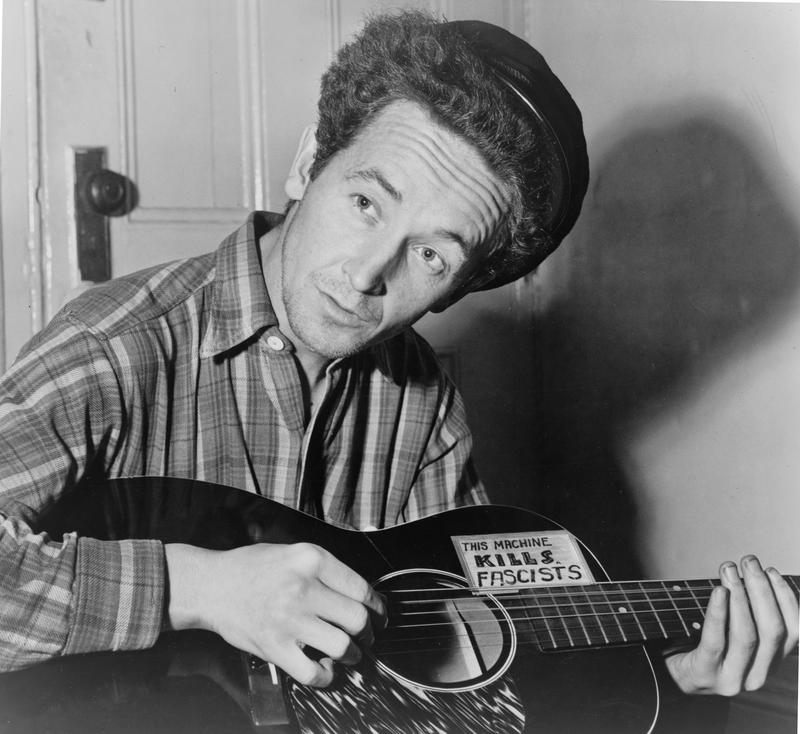 Woody Guthrie, March 8, 1943.