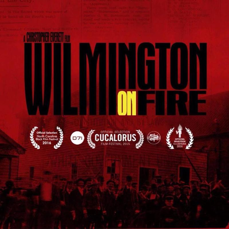 Wilmington on Fire movie poster