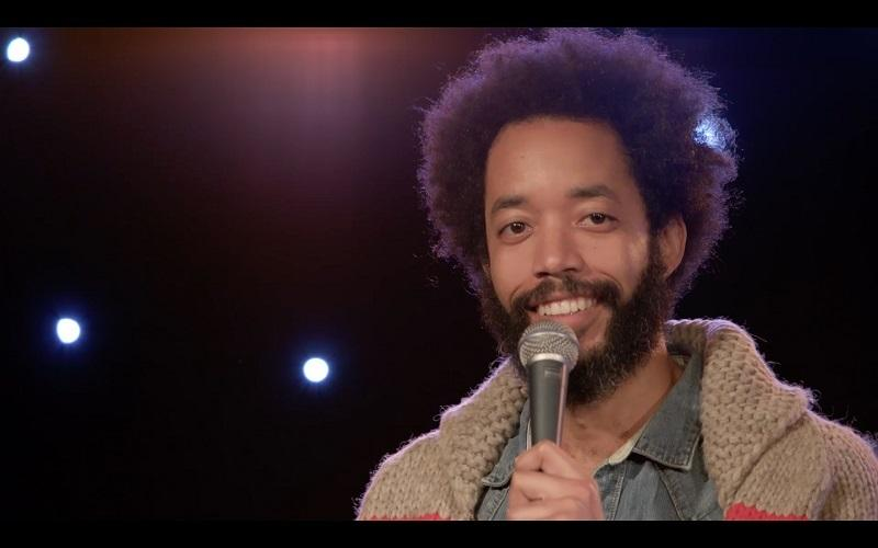 Comedian Wyatt Cenac brings his live show to digital audiences on Seeso.