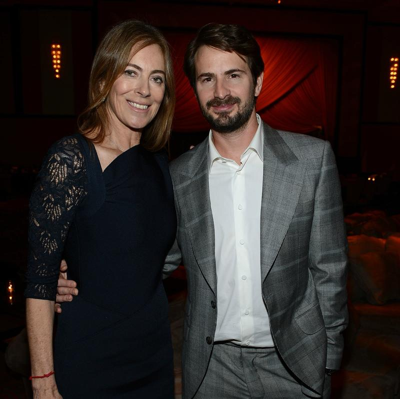 Director Kathryn Bigelow and screenwriter Mark Boal (Getty)