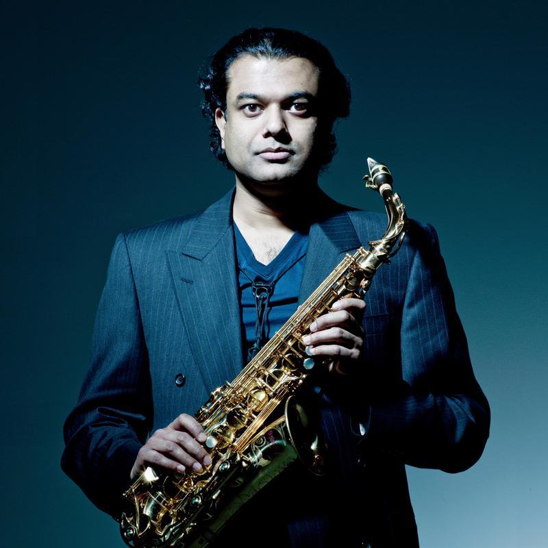 Jazz saxophonist Rudresh Mahanthappa