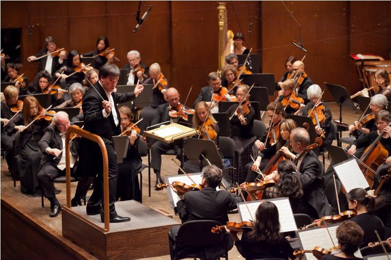 Alan Gilbert and the New York Philharmonic