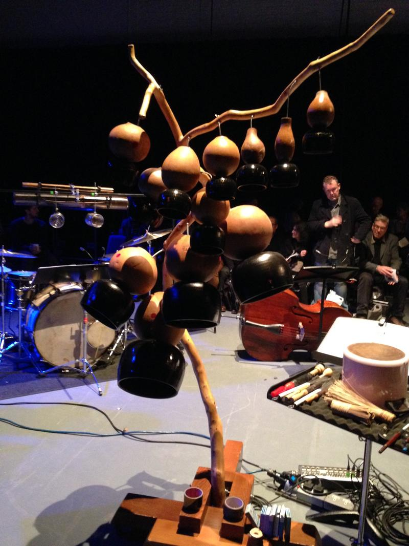 Gourd Tree (Partch Instruments), Huddersfield, UK
