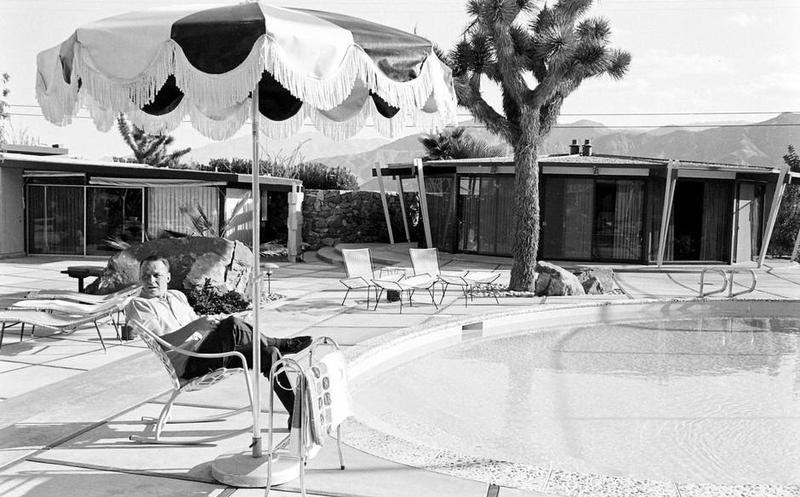 The Homes He Lived In Frank Sinatra In Palm Springs American