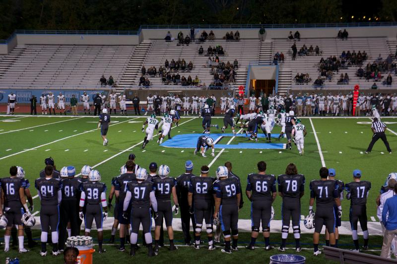 the season, columbia vs. wagner football game, october 10, 2015