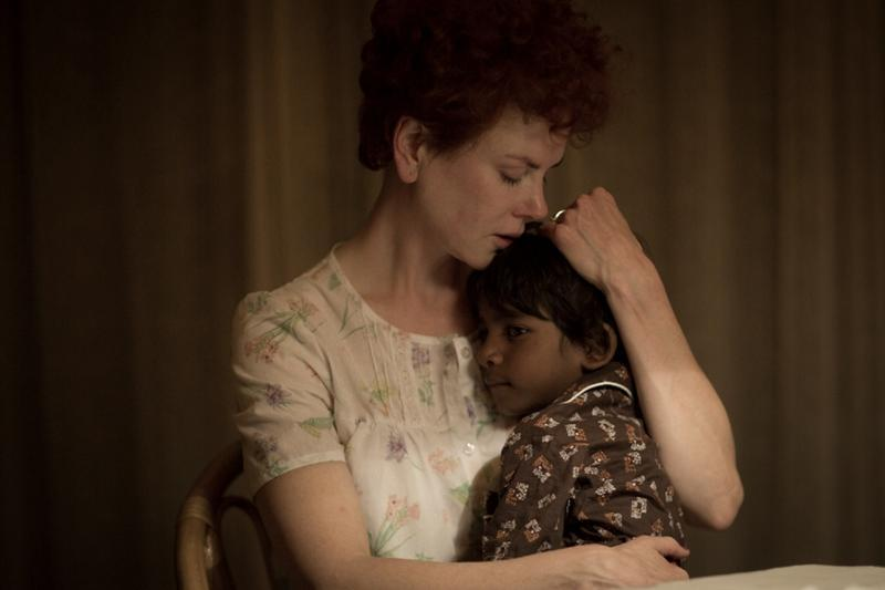 Nicole Kidman and Sunny Pawar star in LION (reprinted with permission from Mark Rogers © Long Way Home Productions 2015)