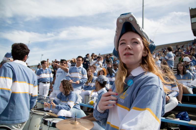columbia marching band