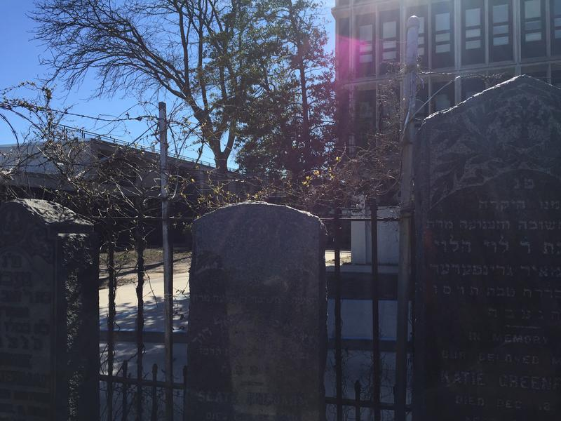 Headstones found toppled at another Jewish cemetery