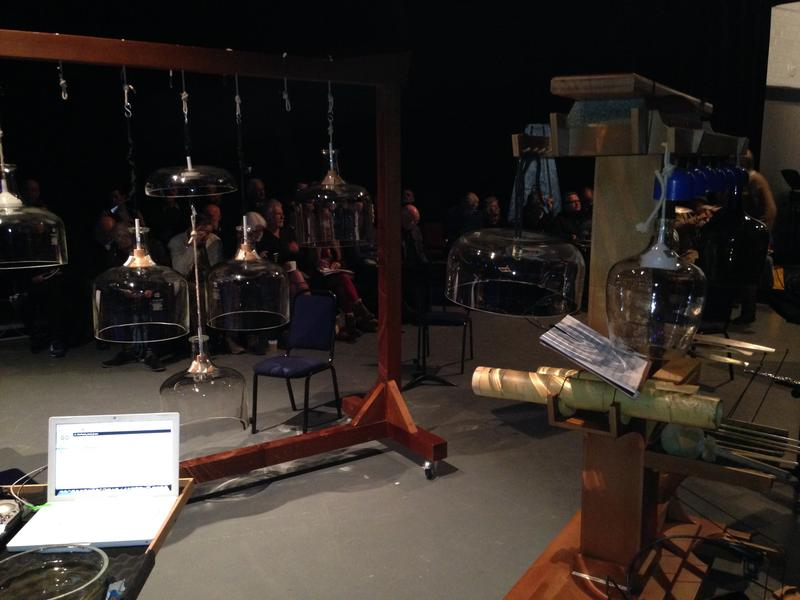 Cloud Chamber Bowls   Spoils of War (Partch Instruments)