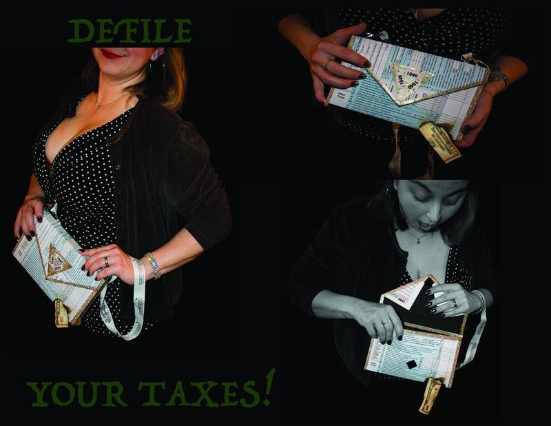 Tax Money Burning A Hole?