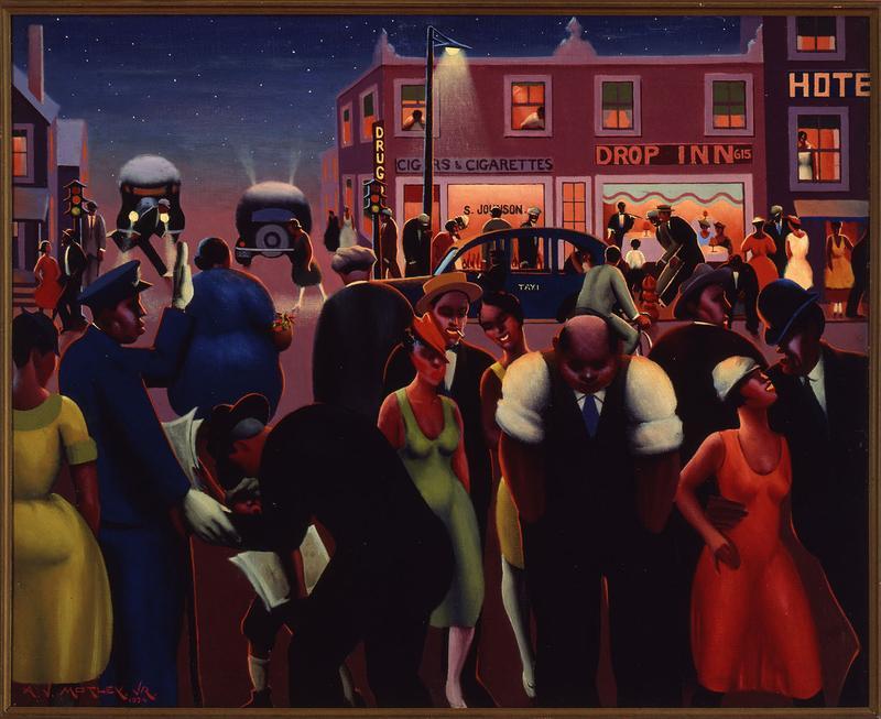 'Black Belt' (1934) Hampton University Museum, Hampton VA