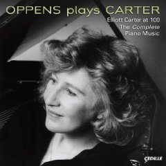 Ursula Oppens - Oppens Plays Carter