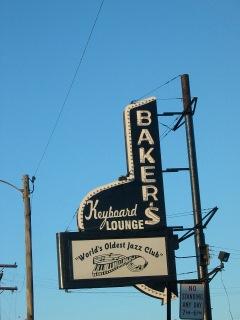 Bakers Keyboard Lounge
