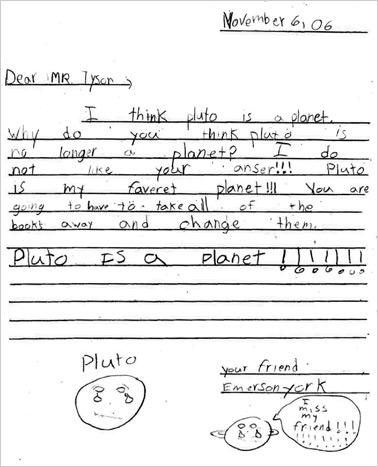Emerson's Letter