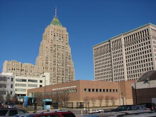 Detroit's Fisher Building