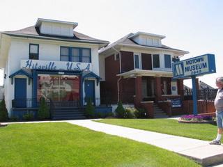 Detroit's Motown Museum