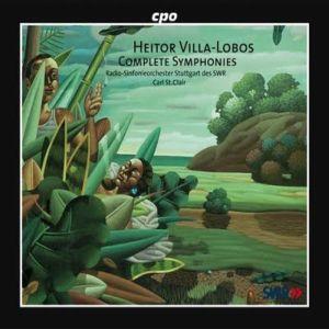Villa-Lobos Symphonies