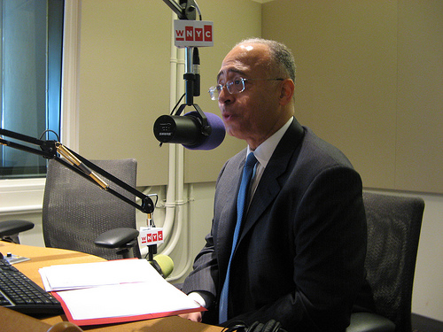Comptroller Bill Thompson in an earlier interview with the show