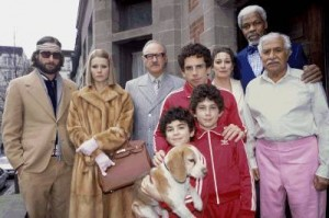 ...and the Tenenbaums.
