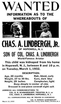 Lindbergh poster