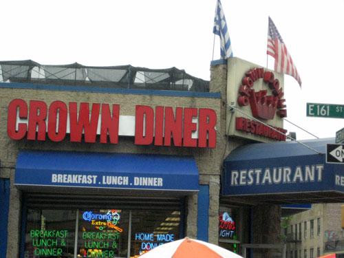 crown diner
