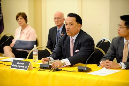 Senator Pedro Espada