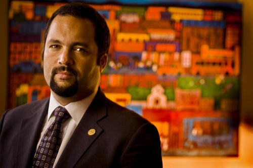 NAACP Benjamin Jealous, photo: Jeffrey Macmillan