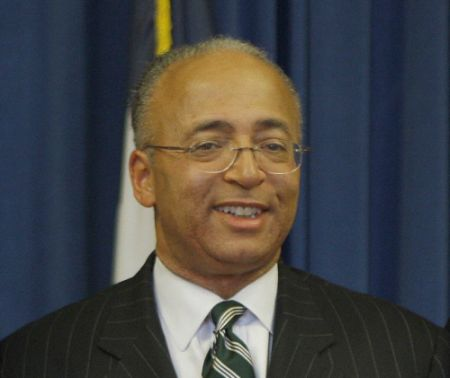 Bill Thompson, City Comptroller and Mayoral cadidate 2010 (EMMANUEL DUNAND/AFP/Getty Images)