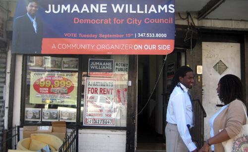 Jumaane Williams